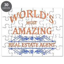 Real Estate Agent Puzzle
