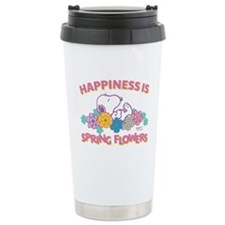 Snoopy Spring Travel Mug