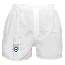 The spirit of Curling Boxer Shorts