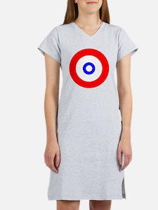 The spirit of Curling Women's Nightshirt