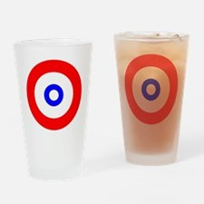 The spirit of Curling Drinking Glass