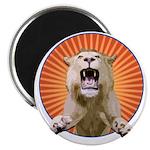 Cool Lion Magnet