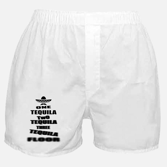 Tequila Party Boxer Shorts