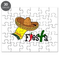 SOMBRERO FIESTA Puzzle