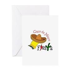 CINCO DE MAYO Greeting Cards