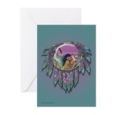Eagle Maiden Note Cards (blank inside) (6)