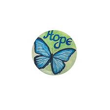 Unique Hope Mini Button