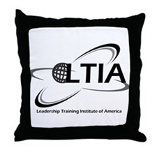 LTIA Throw Pillow