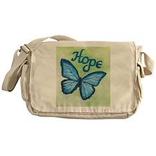 Cute Hope Messenger Bag
