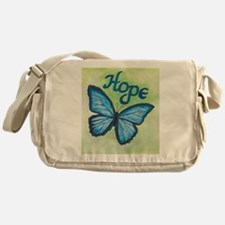 Cute Hope Messenger Bag