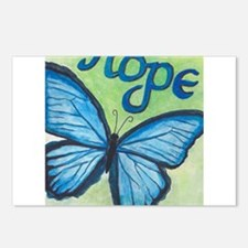 Unique Hope Postcards (Package of 8)