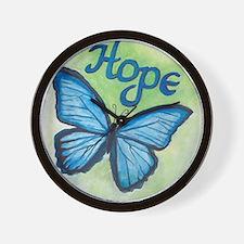 Cute Hopes Wall Clock