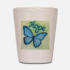 Funny Hope Shot Glass