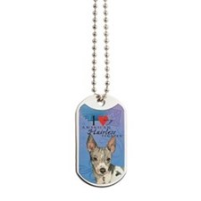 American Hairless Terrier Dog Tags