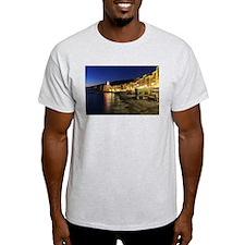 Camogli at evening T-Shirt