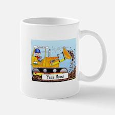 Bulldozer Operator, Male Mugs