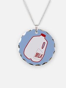 Milk Jugs Pattern Necklace