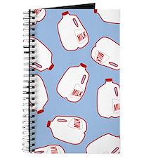 Milk Jugs Pattern Journal