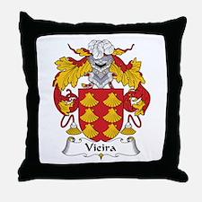 Vieira Throw Pillow