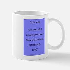 Do the Math for (LOL)4 Mugs