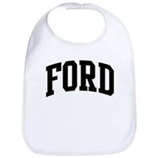 FORD (curve-black) Bib