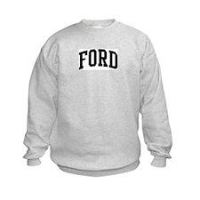 FORD (curve-black) Sweatshirt