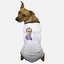 2nd Bill of Rights Dog T-Shirt