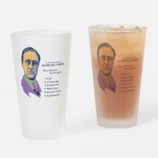 2nd Bill of Rights Drinking Glass