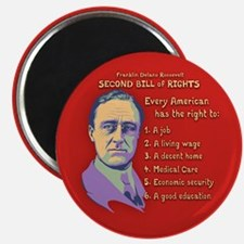 2nd Bill of Rights Magnet