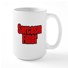 Sarcasm Filter Mug