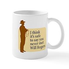 Will Rogers - Mug