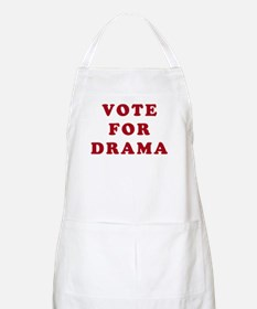 Vote for Drama - Entourage BBQ Apron