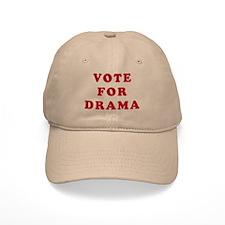 Vote for Drama - Entourage Baseball Cap