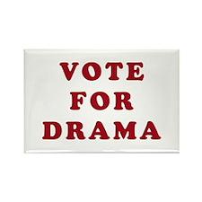 Vote for Drama - Entourage Rectangle Magnet