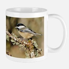 """A DARLING CHICKADEE"" Mugs"