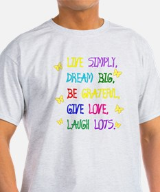 Live Simple 2 T-Shirt