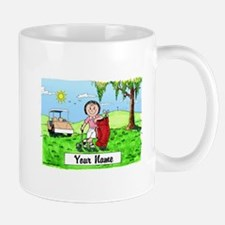 Golf, Female Mugs