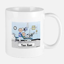 Dentist, Male Mugs