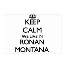 Keep calm we live in Rona Postcards (Package of 8)