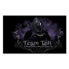 Team Tali Decal