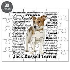 Jack Russell Traits Puzzle