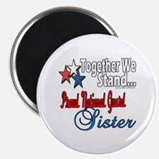 National Guard Sister Magnet