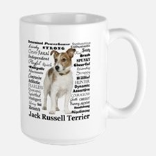 Jack Russell Traits Mugs