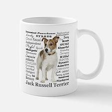Jack Russell Traits Mugs