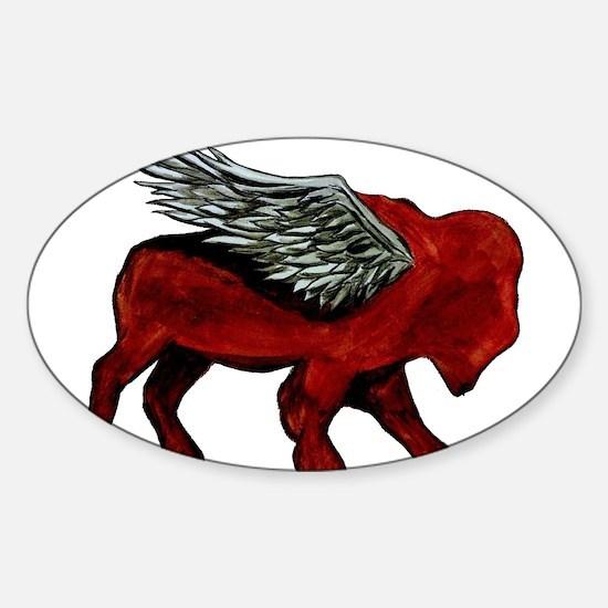 Buffalo Wings Decal
