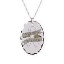 Lung Cancer Necklace