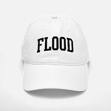 FLOOD (curve-black) Baseball Baseball Cap