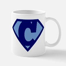 Super Hero Letter C Mug