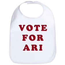 Vote for Ari - Entourage Bib