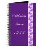 60th birthday for her Journals & Spiral Notebooks